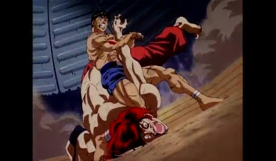 I Had Fun Watching Grappler Baki Anyone Who Loves Anime Cannot Miss Seeing This Before They Die