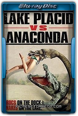 Pânico No Lago - Projeto Anaconda Torrent Dublado