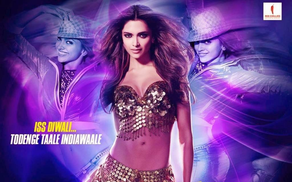 Dance Like A Chammiya (Happy New Year) Full HD Video MP4