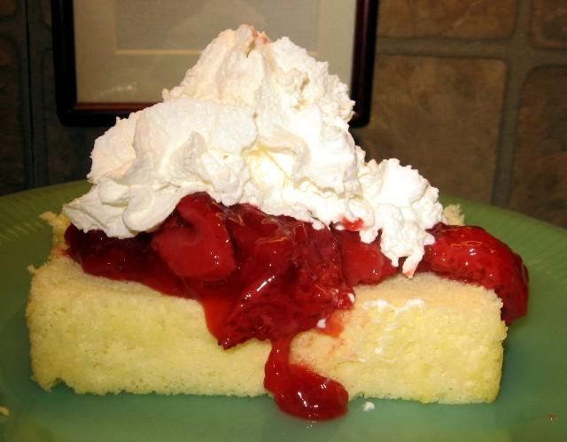 Sponge Cake Recipe For A Large Pan X