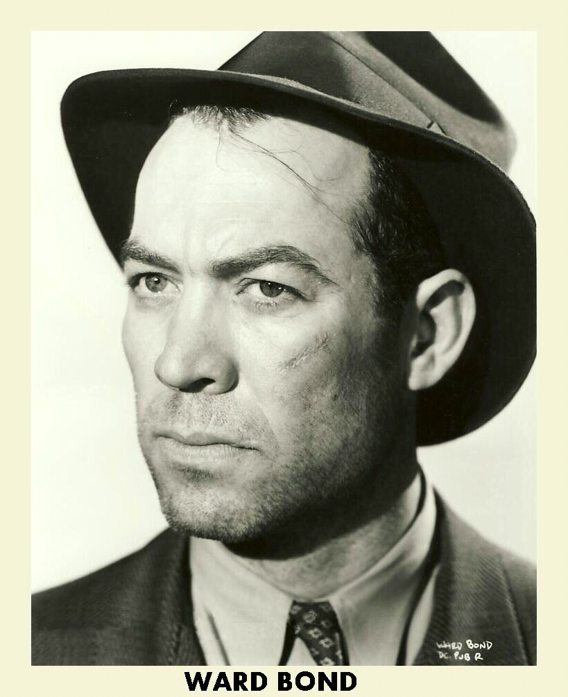 ward bond eulogy