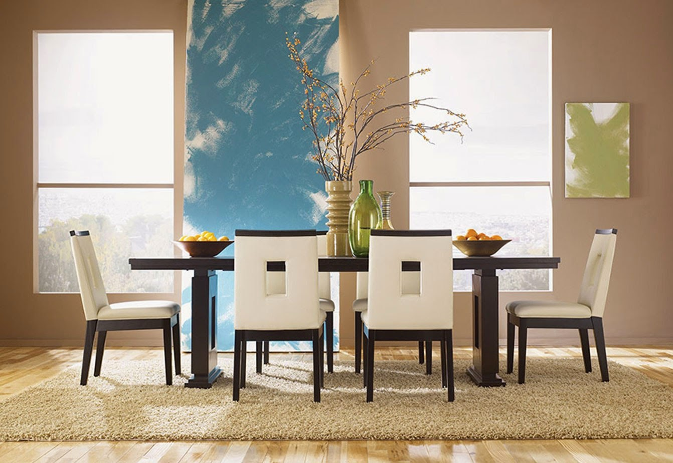 Modern Art Paintings for Dining Room