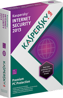 Kaspersky Internet Security 2013 Full Activation