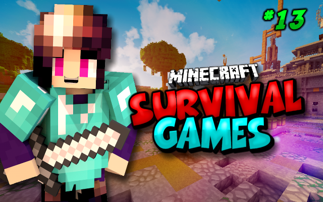 FREE MCSG THUMBNAIL TEMPLATE | Made by BlueSync - YouTube