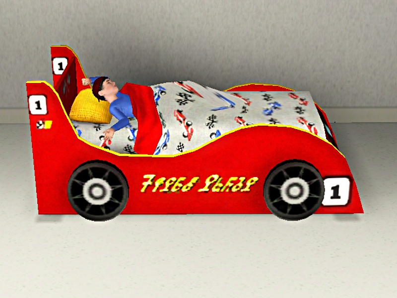 Race Car Bed Fantastic Furniture