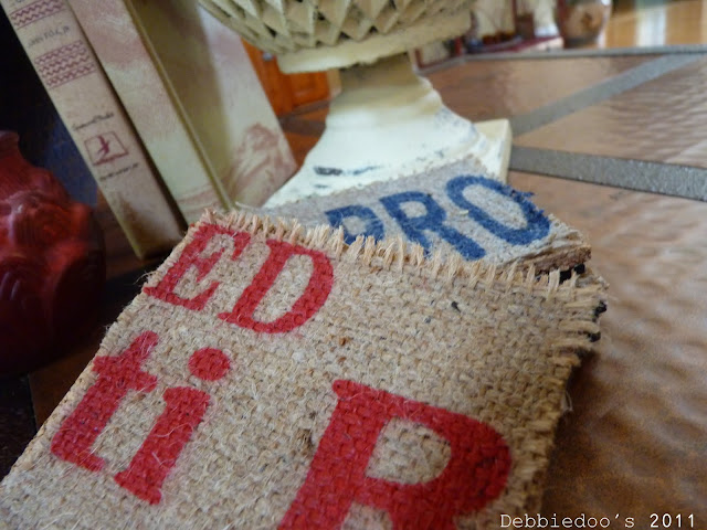 20+ Diy burlap projects