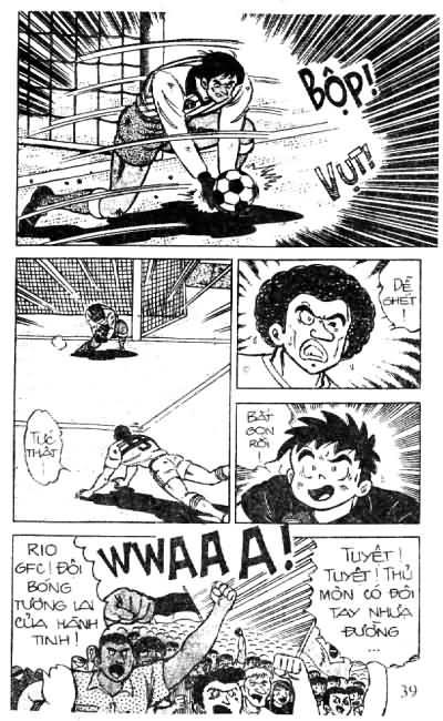 Jindodinho - Đường Dẫn Đến Khung Thành III  Tập 24 page 39 Congtruyen24h