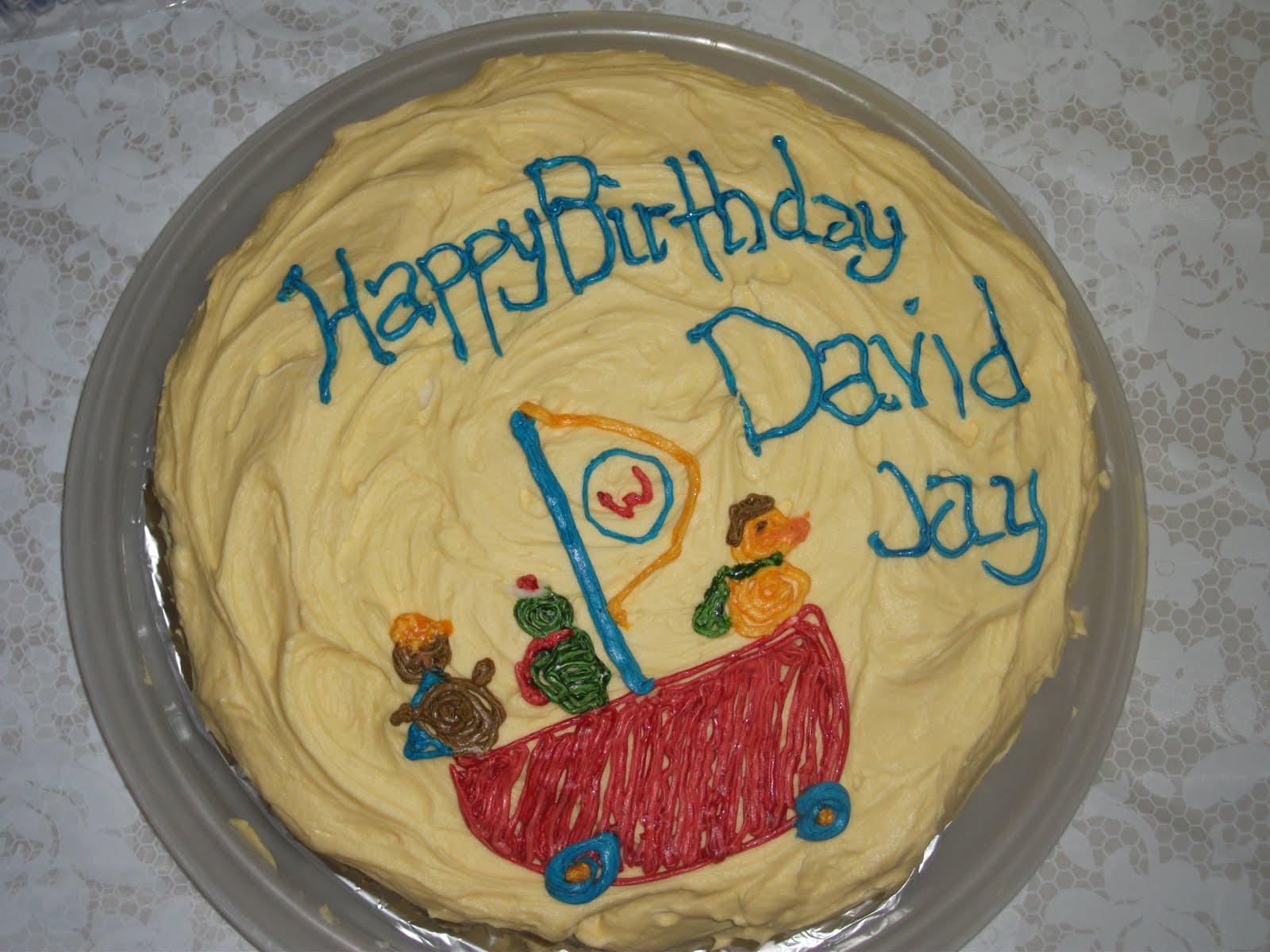 William And David Jay Happy Birthday David Jay