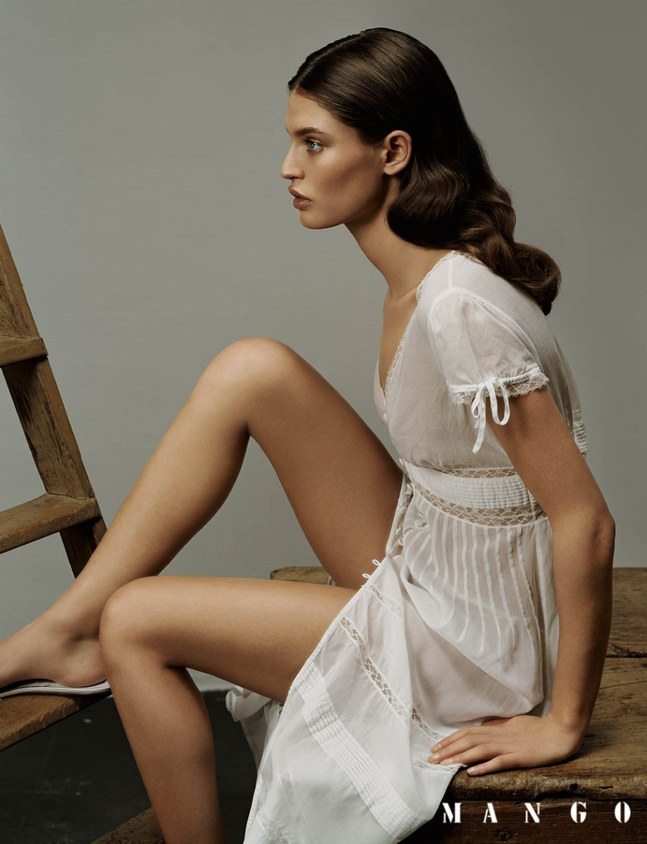 Chief Norman Muse Bianca Balti