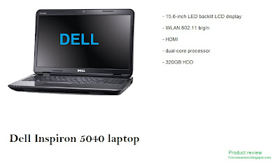 Dell Inspiron 5040 review