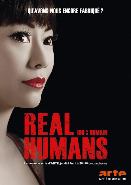 Affiche Mimi Äkta Människor // Real Humans