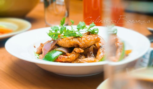 Frog Legs, Sichuan Style