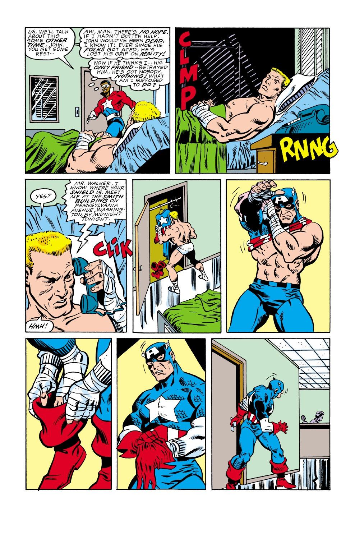 Captain America (1968) Issue #350 #282 - English 13