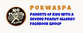 """P.O.K.W.A.S.P.A."" = Parents Of Kids With A Severe Peanut Allergy Group"