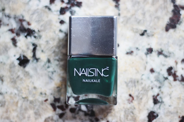 Nails Inc Nail Kale in Bruton Mews