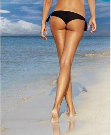 Piękne ciało bez cellulitu