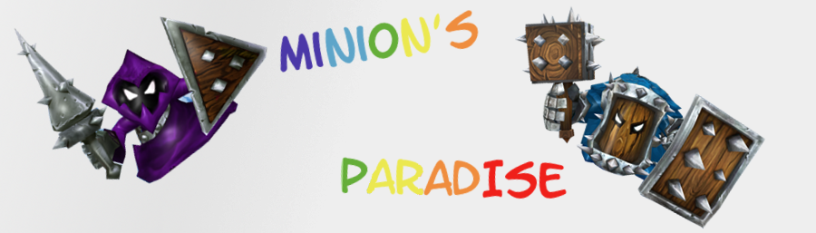 Minion's paradise
