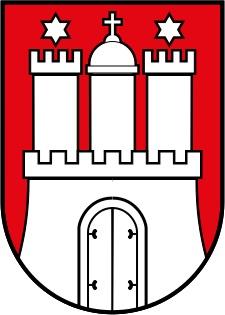 escudo ciudad Hamburgo,
