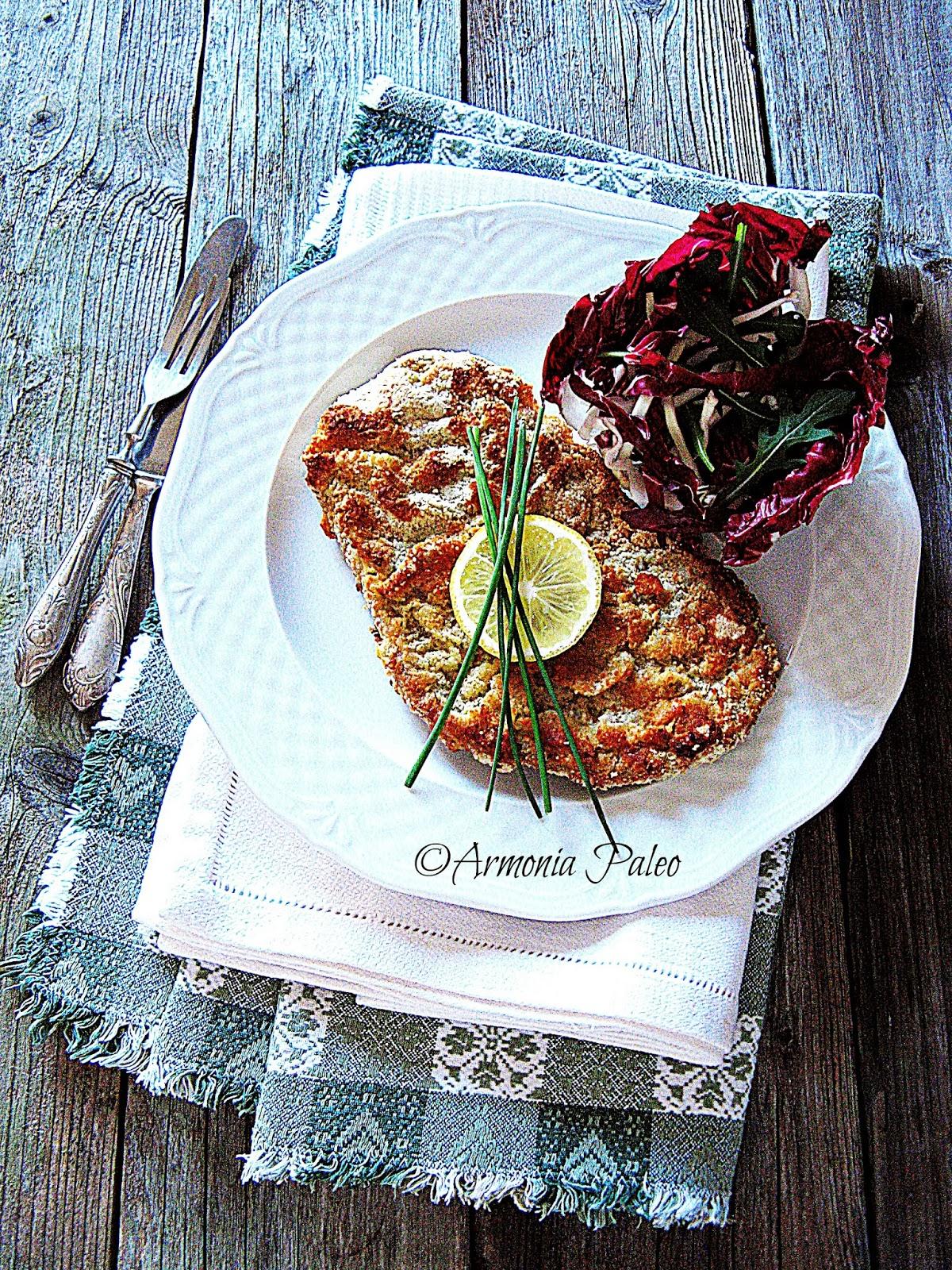 Wiener Schnitzel - Cotoletta alla Viennese di Armonia Paleo