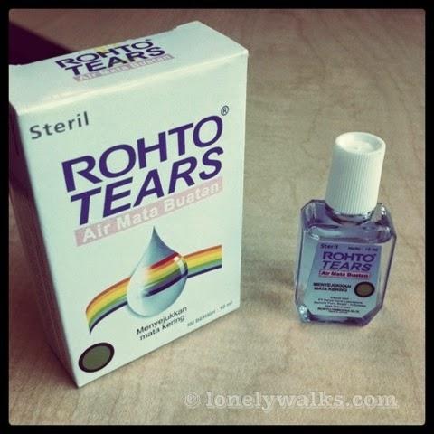 Harga dan Dan Aturan Pakai Rohto Tears Obat Tetes Mata Harga dan Dan Aturan Pakai Rohto Tears Obat Tetes Mata dari PT. Rohto Laboratories Indonesia -Rohto Eye Drops