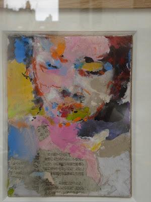 Kunst im Schaufenster von L'Atelier Frederic Garrigues, Paris