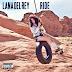 "Lana Del Rey ""Ride"" official single cover"