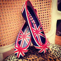 olympic london shoe