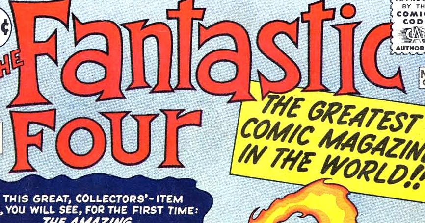Fantasic Four #3 - Miracle Man Introduction