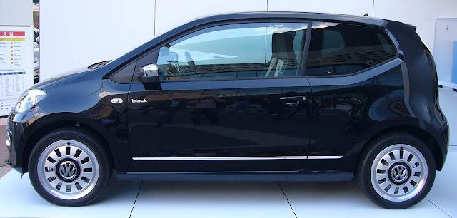 VW Black-Up! 2014 - 2 portas