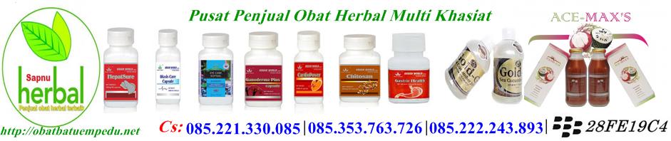 Obat Herbal Yang Manjur Dan Ampuh