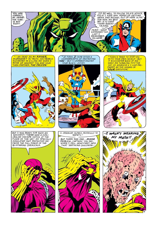 Captain America (1968) Issue #277 #193 - English 6