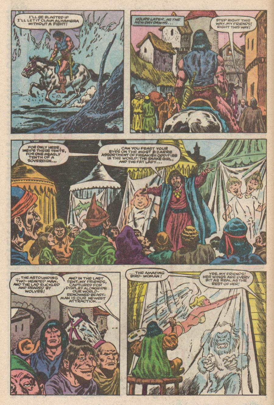 Conan the Barbarian (1970) Issue #168 #180 - English 6