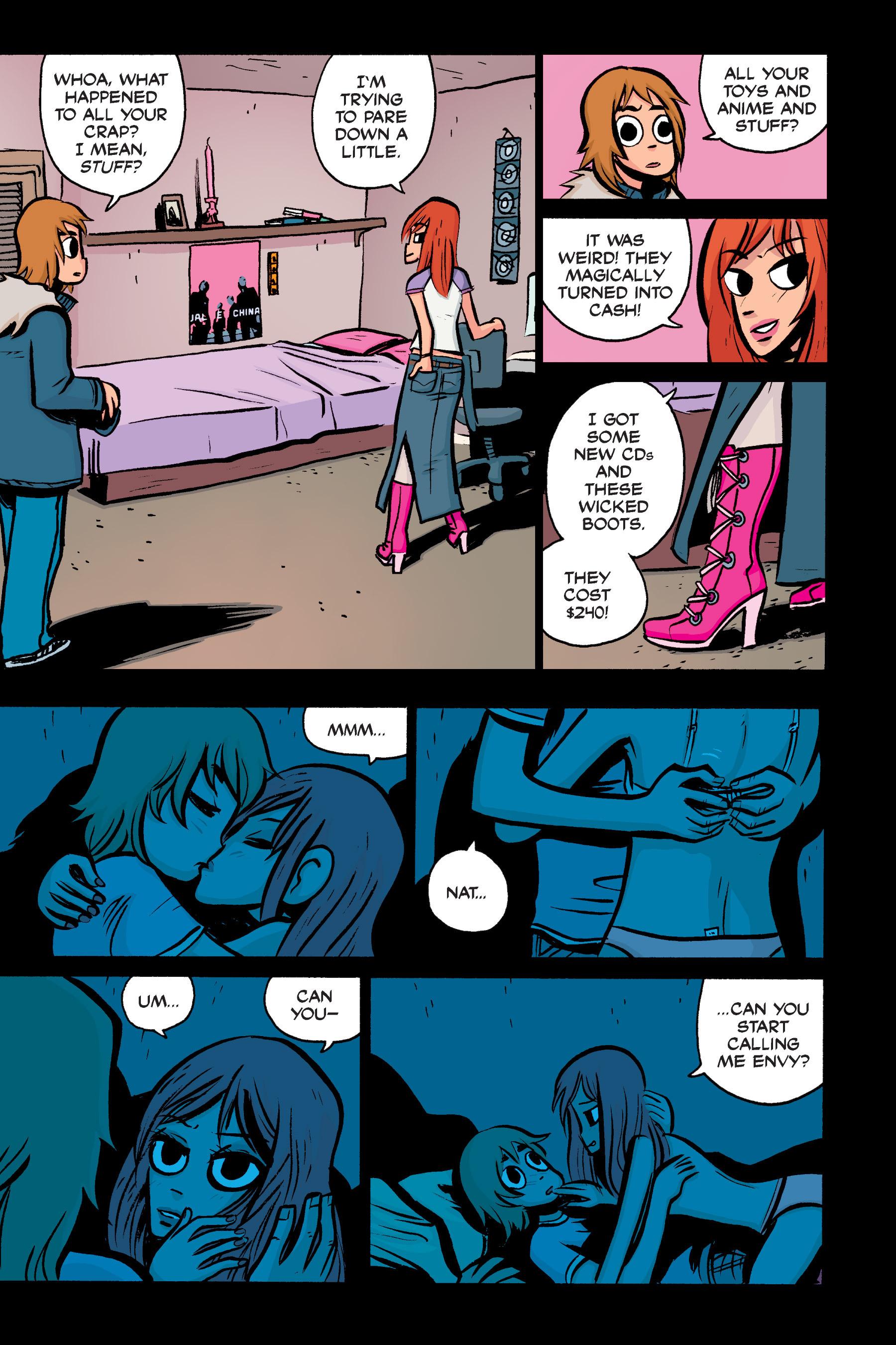 Read online Scott Pilgrim comic -  Issue #3 - 41
