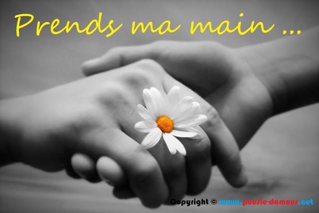 Images mains entrelacées (Amour)