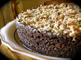 Maple Buckwheat Torte
