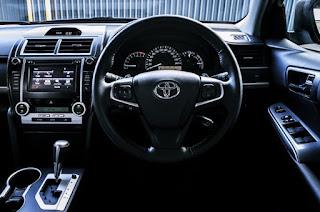 2015 Toyota Camry Atara SL Review Power