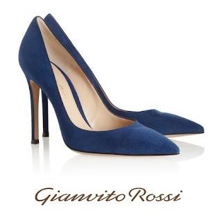 Princess Mary GIANVITO ROSSI Pumps