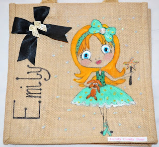 Personalised Jute & Juco Bag OozesCouture