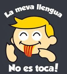 El català, cosa de tots. Defensem-lo!