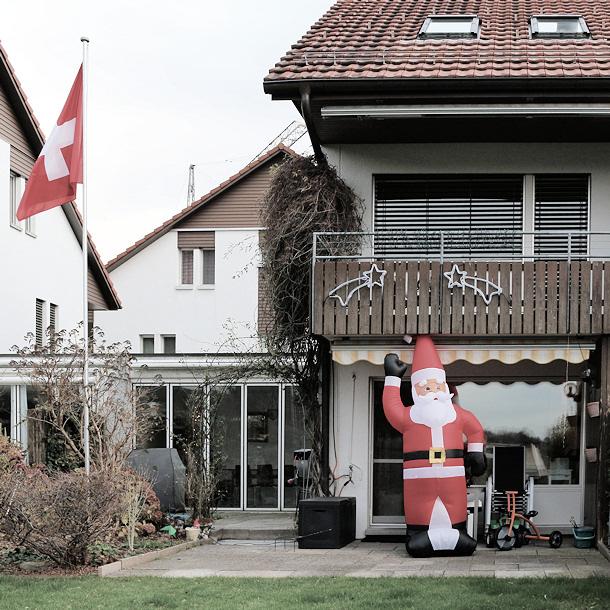 Der Schrittler Santa Claus Reloaded