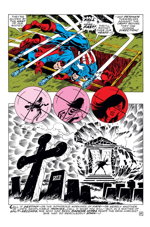 Captain America (1968) Issue #113 #27 - English 19