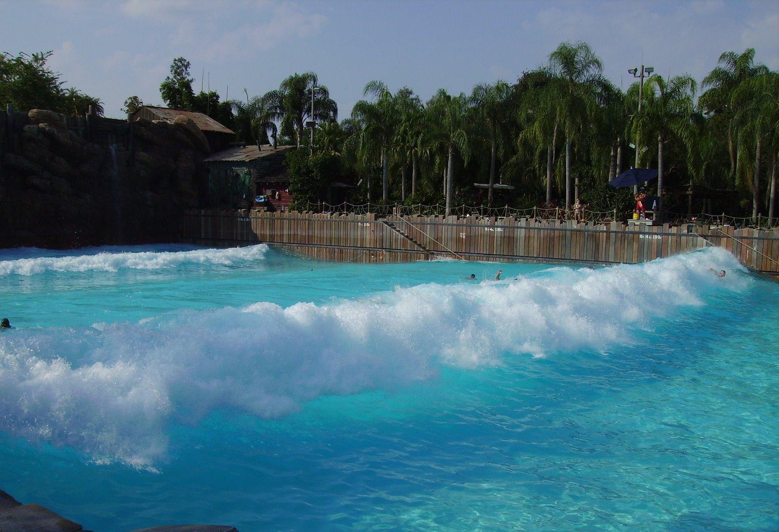 praia do cerrado goi s maior piscina de ondas da