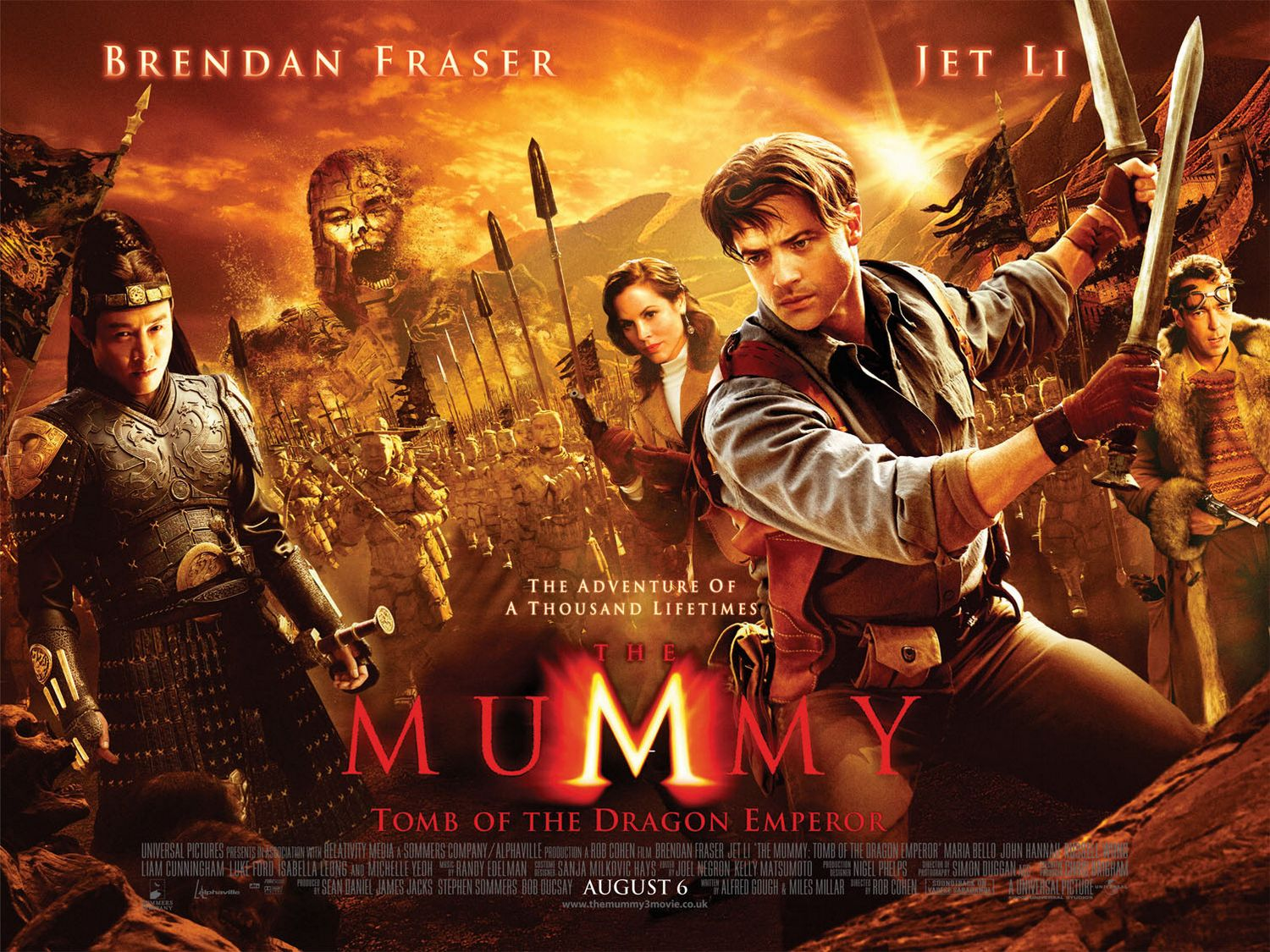 The Mummy Tomb Of The Dragon Emperor Actress Rachel Weisz Not In Th...