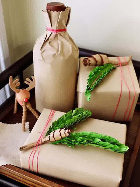 unique and creative gift wrap ideas