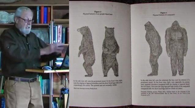 John Bindernagel Bigfoot
