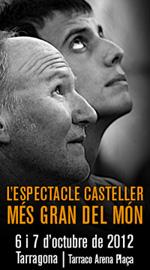 Concurso de Castells de Tarragona 2012