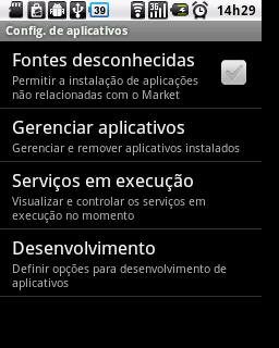 como tirar um printscreen da tela do celular Android