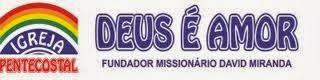 ouvir a Rádio Deus é Amor / A Voz da Libertação AM 1300,0 Fortaleza CE