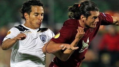 Rubin Kazan 2 - 2 PAOK (2)