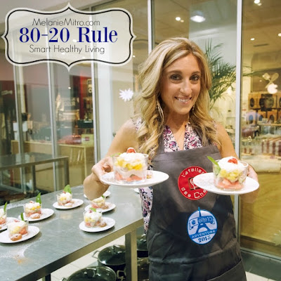 80-20 Rule, Weight Loss, Healthy Living, Clean Eating, Lifestyle, Melanie Mitro, Committed To Getting Fit, Holiday Survival Guide, Smart Living